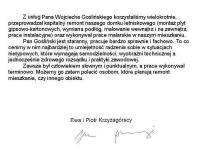 Wojciech Goslinski - referencje - Ewa i Piotr Krzyzagorscy