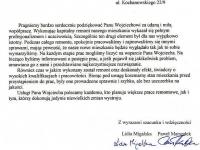 Wojciech Goslinski - referencje - Lidia Migalska Pawel Marszalek
