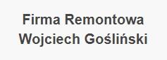 firma remontowa Wojciech Gośliński