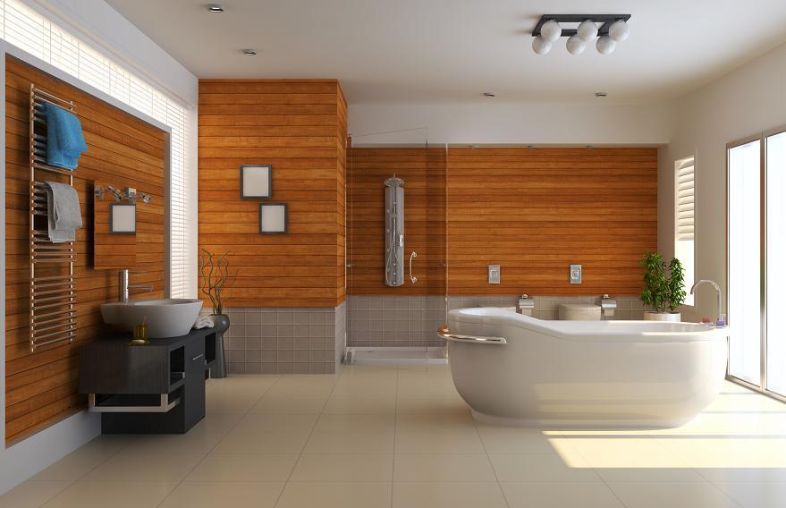 alternatywa dla płytek ceramicznych w łazience