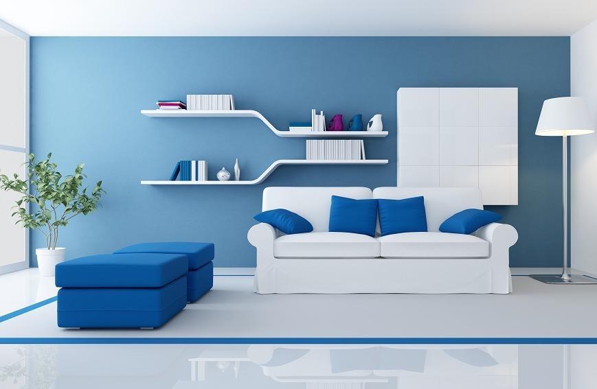 charakterystyka koloru niebieskiego