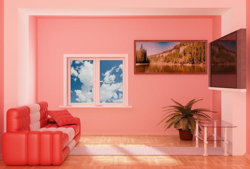 charakterystyka koloru różowego