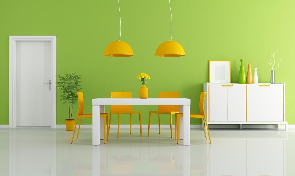 charakterystyka koloru zielonego
