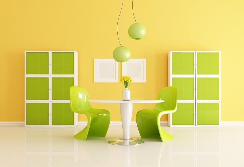 charakterystyka koloru żółtego