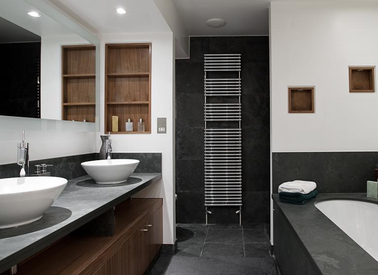 jak urządzić łazienkę panujące trendy