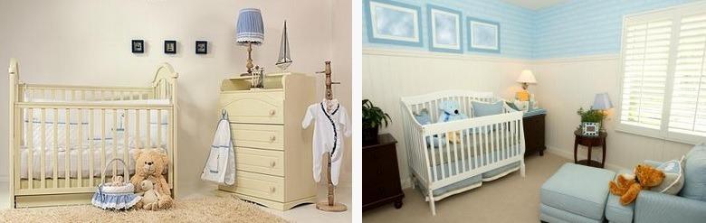 malujemy pokój niemowlaka