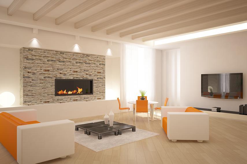 podłoga definiująca styl wnętrza