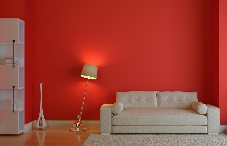 psychologia koloru czerwonego