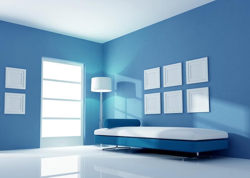 psychologia koloru niebieskiego
