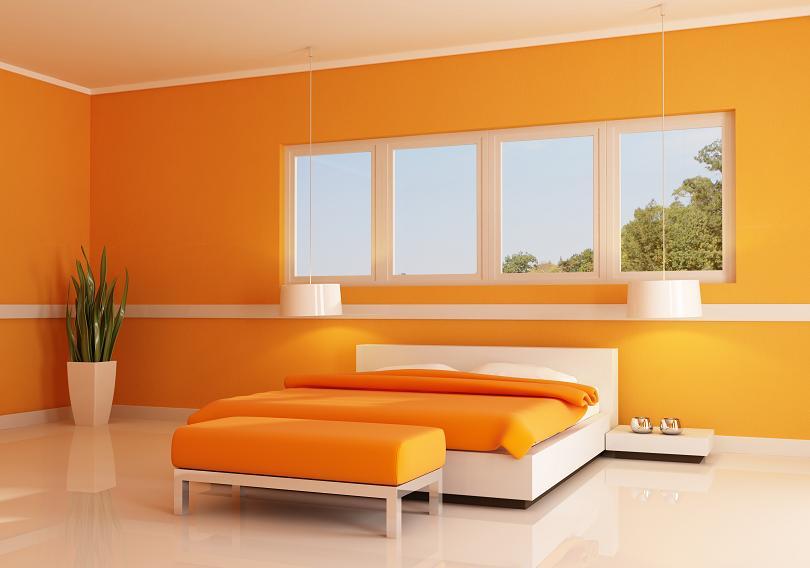 psychologia koloru pomarańczowego