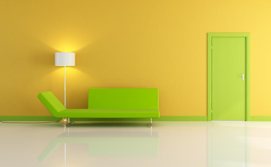 psychologia koloru żółtego