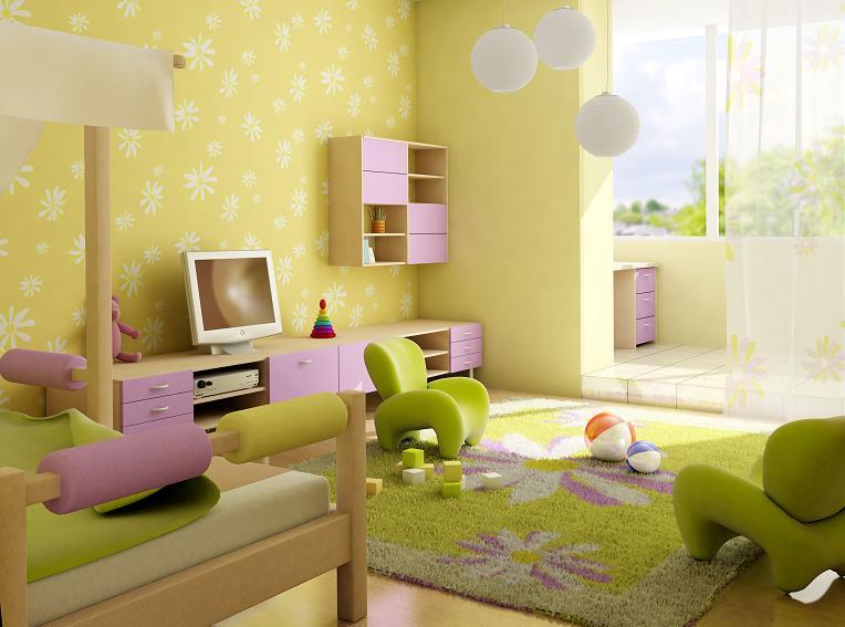 urządzamy pokój dla przedszkolaka