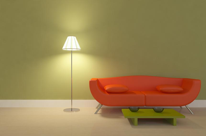 wpływ światła na postrzeganie barw