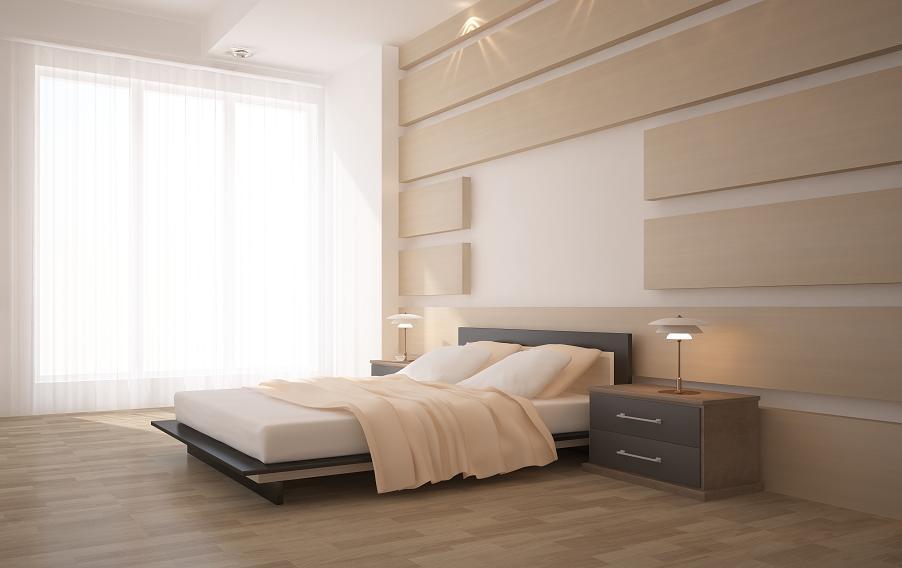 wykorzystanie przestrzeni w sypialni