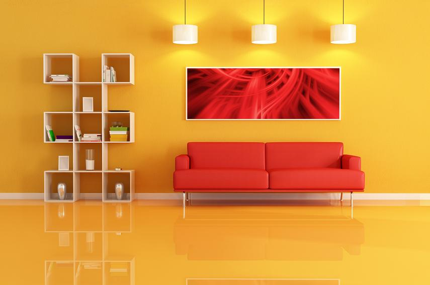 zalety i właściwości ciepłych i zimnych kolorów