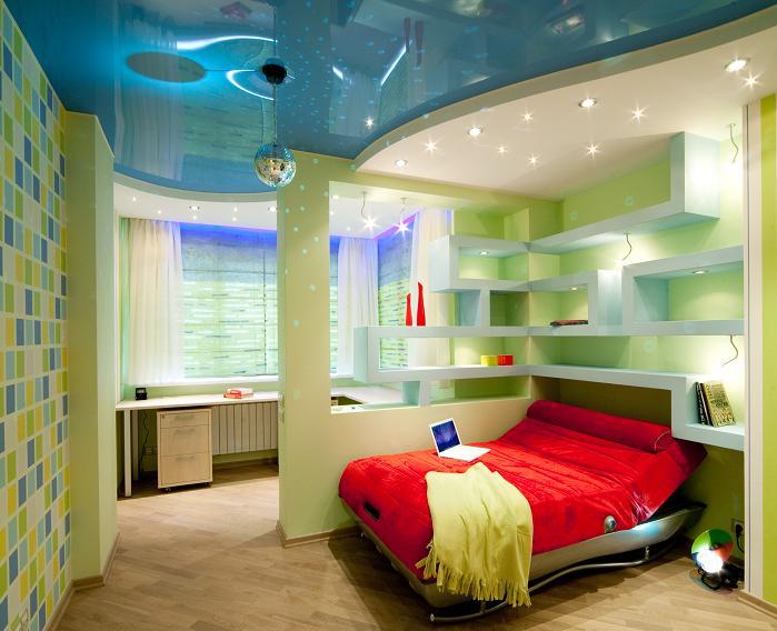 design w pokoju dziecięcym