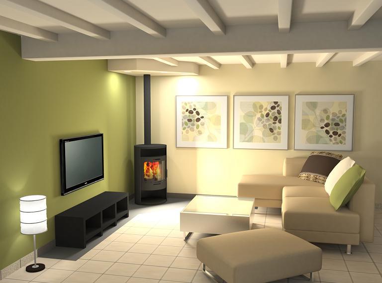 kreowanie przestrzeni w mieszkaniu - meble