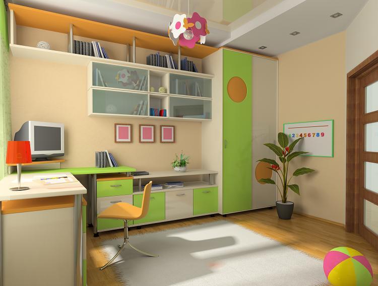 Jak urządzić pokój dziecięcy, aby rósł razem z maluchem?