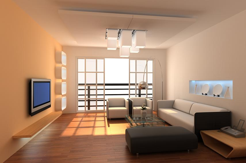 Wpływ kolorów na design mieszkania.